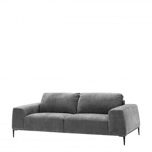 SOFA MONTADO - Clarck grey | black legs