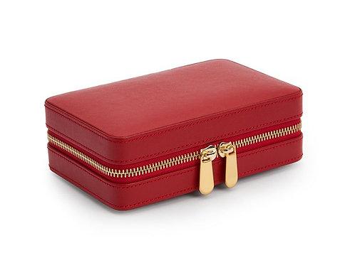 PALERMO ZIP CASE - RED