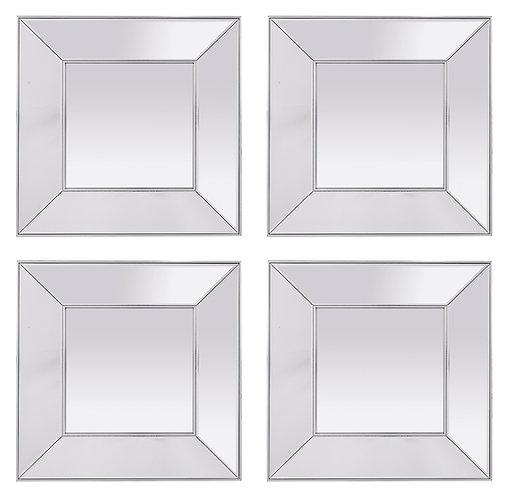 Rachella Mirror - Set of 4