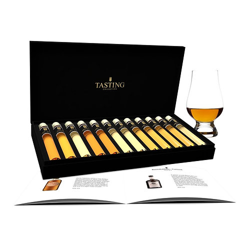 Set of 12 - World & Special Whisky Tasting Collection