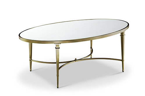 Gold D Coffee Table