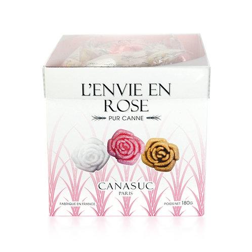 L'ENVIE EN ROSE -SUGAR PORTIONS