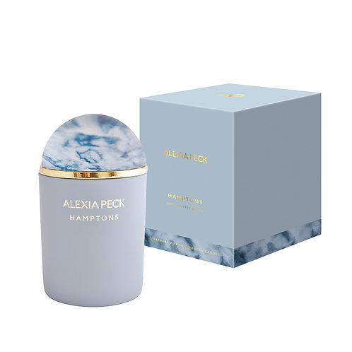 HAMPTONS CANDLE & PAPERWEIGHT - ALEXIA PECK