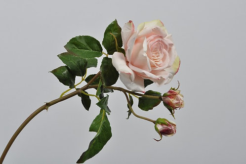 ROSE SPRAY LAVEND 55 cm