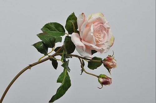 ROSE SPRAY LAVEND 55 cm