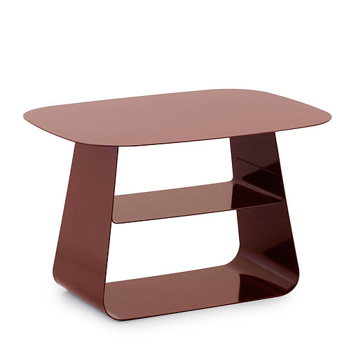 Stay Table Burgundy 40x52cm