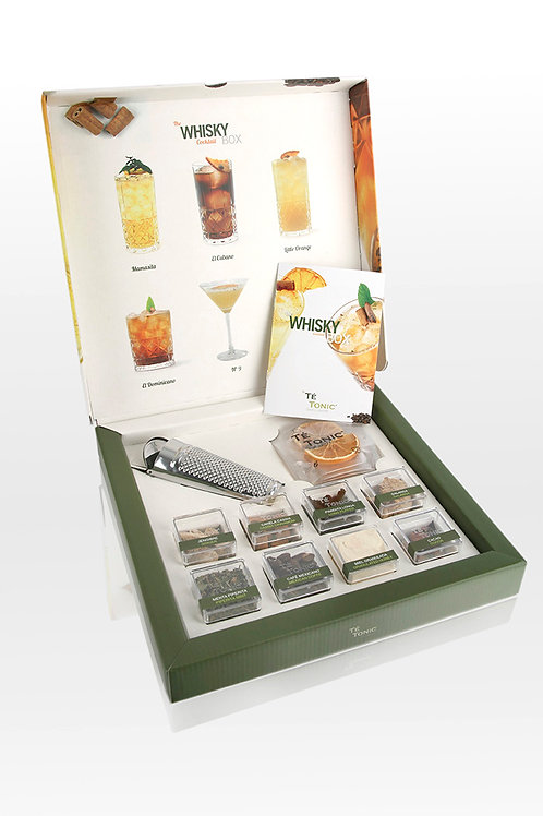 Whisky Cocktail Box