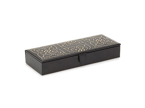 MARRAKESH SAFE DEPOSIT BOX - BLACK