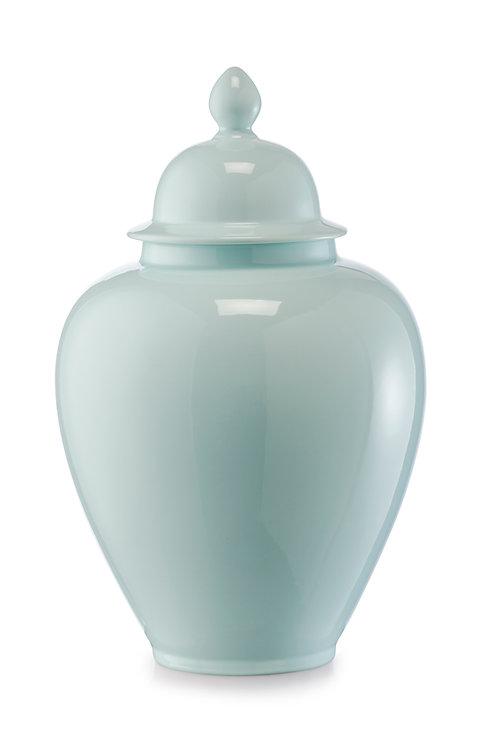 Ceramic Ginger Jar - Blue