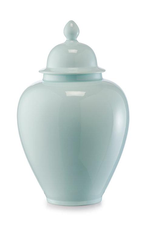 Ceramic Ginger Jar - Grey