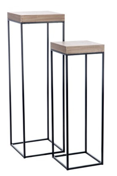 Set of 2 Square Stand