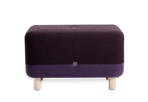 Sumo Pouf - Purple