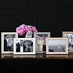 urban-faux-ostrich-photo-frame-4x6-94205