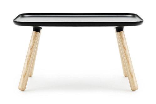 Tablo Table Rectangle Black