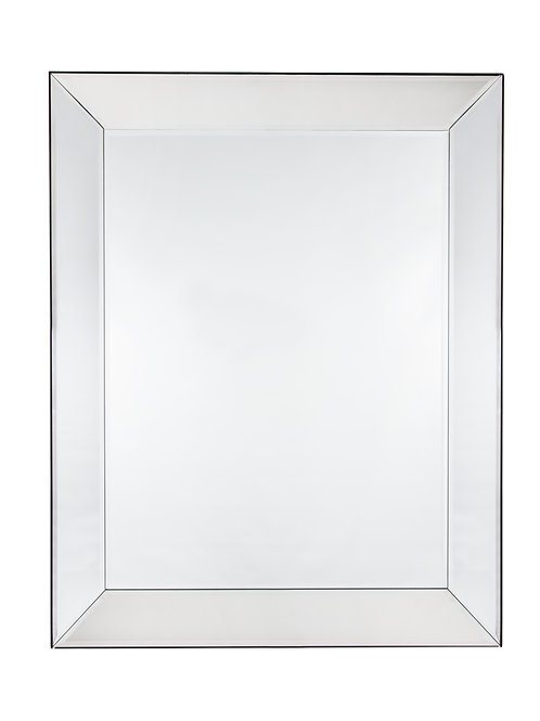 Mirror with Bevel Frame