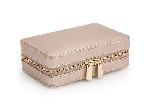 PALERMO ZIP CASE - ROSE GOLD