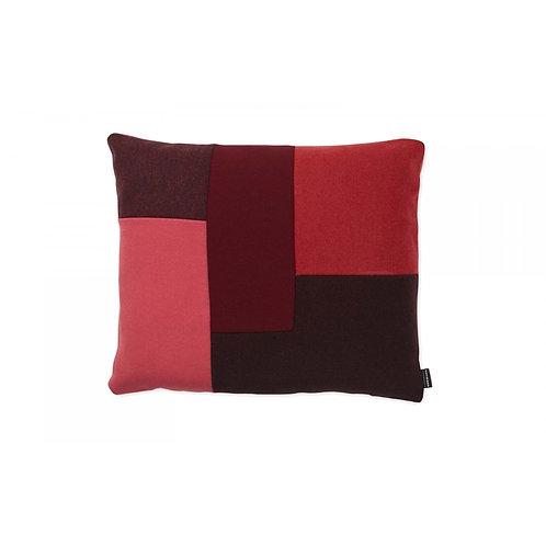 Brick Cushion - Red