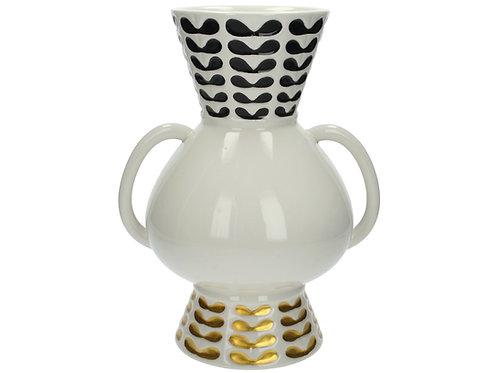 Vase Dolomite White