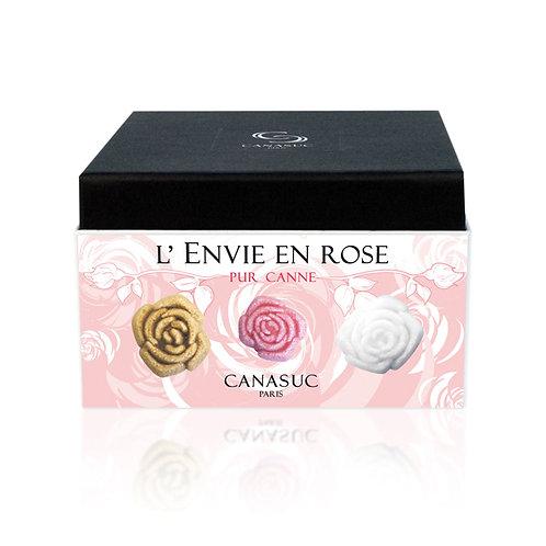 L'ENVIE EN ROSE SUGAR PORTIONS
