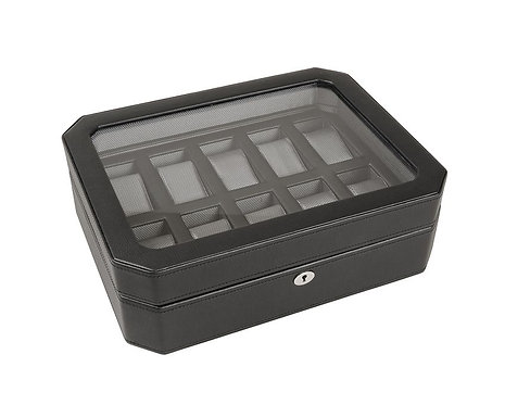 WINDSOR 10 PIECE WATCH BOX