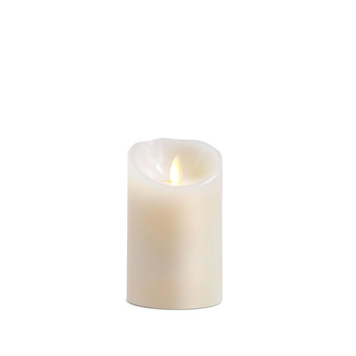Flameless Candle Small 8x13cm