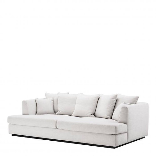 SOFA TAYLOR LOUNGE - Avalon white | black base