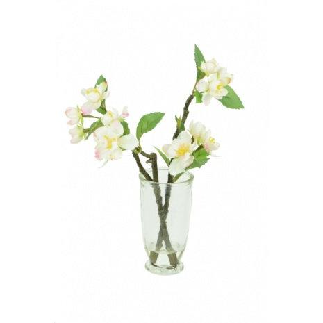 Cherry Blossom in Glass-25cm
