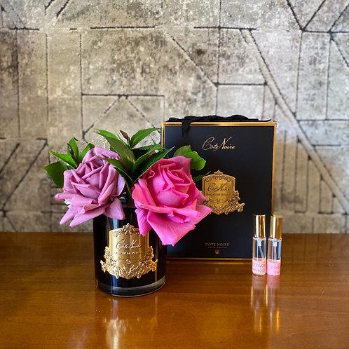 COTE NOIRE - ROSE BOUQUET - BLACK BOX