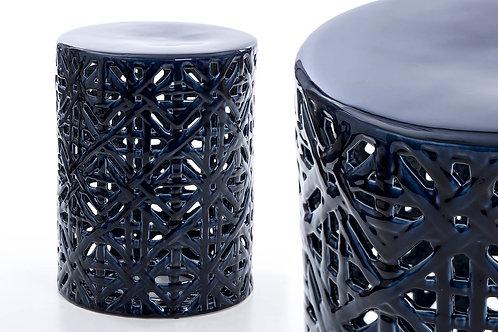 CERAMIC TABLE / STOOL