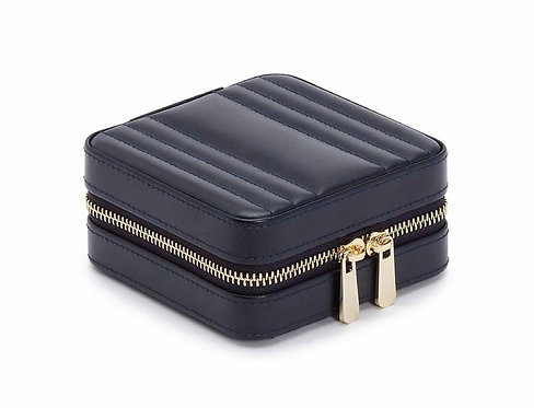MARIA SMALL ZIP CASE - NAVY
