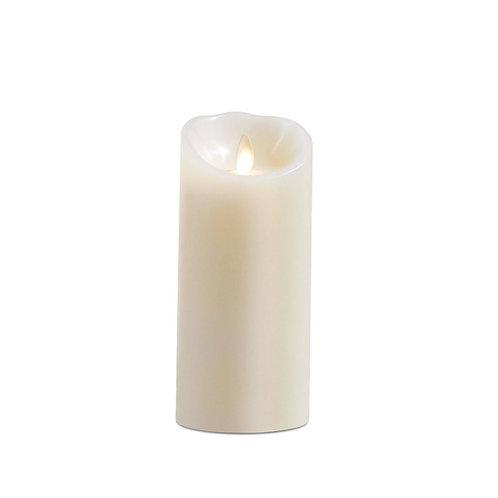Flameless Candle Medium 8x18cm