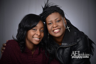 Carolyn Quarterman Mother & Daughter Session