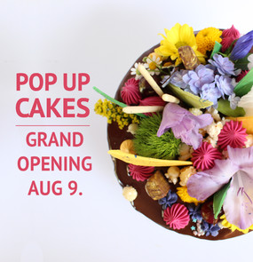 Our first PopUp store!