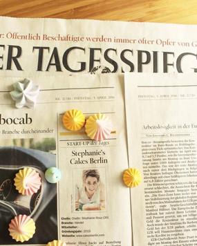 Stephanie's on Der Tagesspiegel !