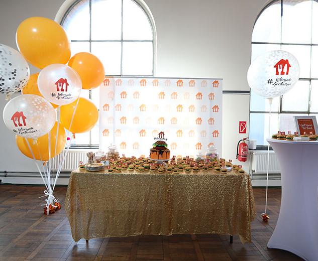 CakesBerlin - Lieferando Burger cake