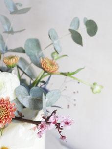 Floral cake (5-6 serv.)