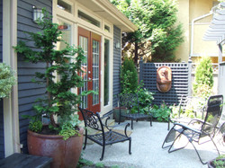 courtyard cambie