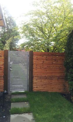 gate adn fence