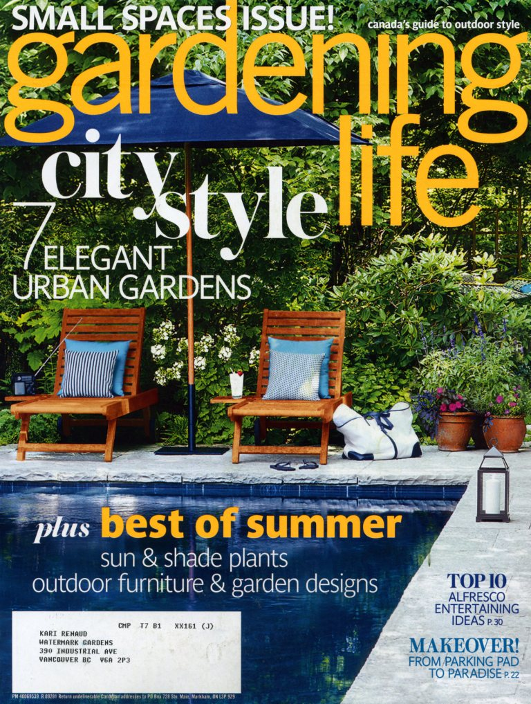 gardening life cover