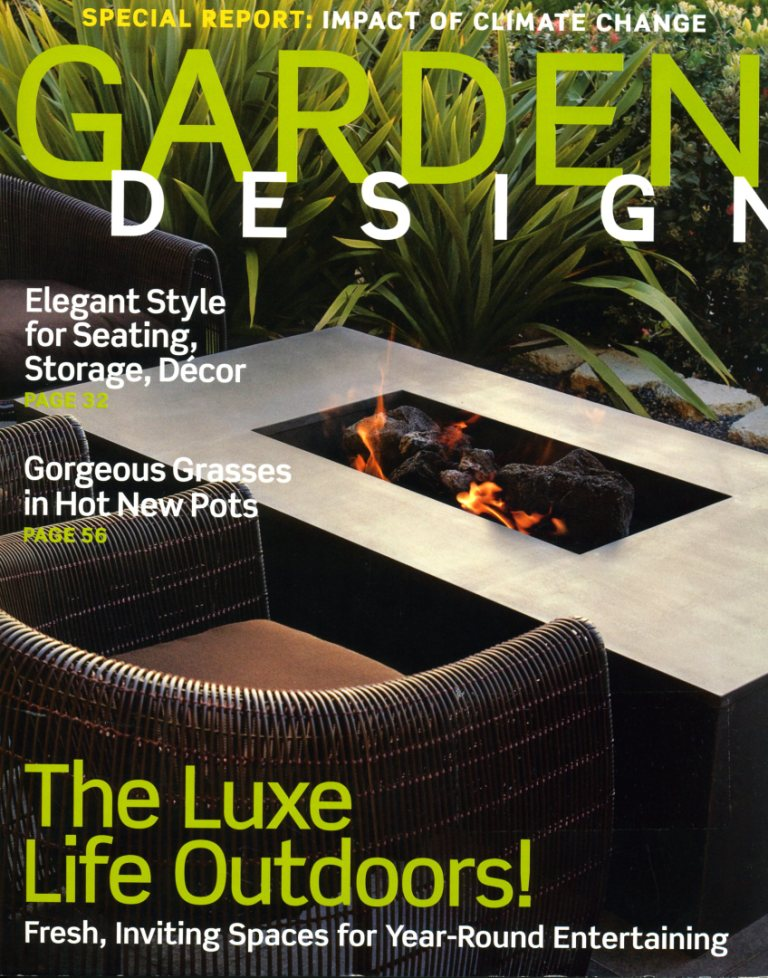 garden design march cover