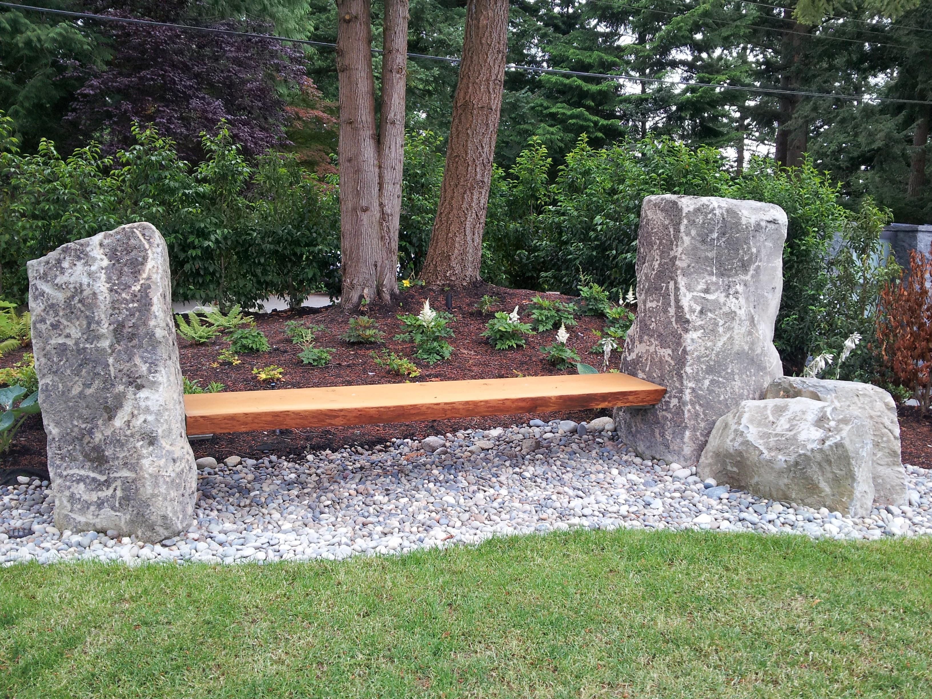 boulder and fir bench