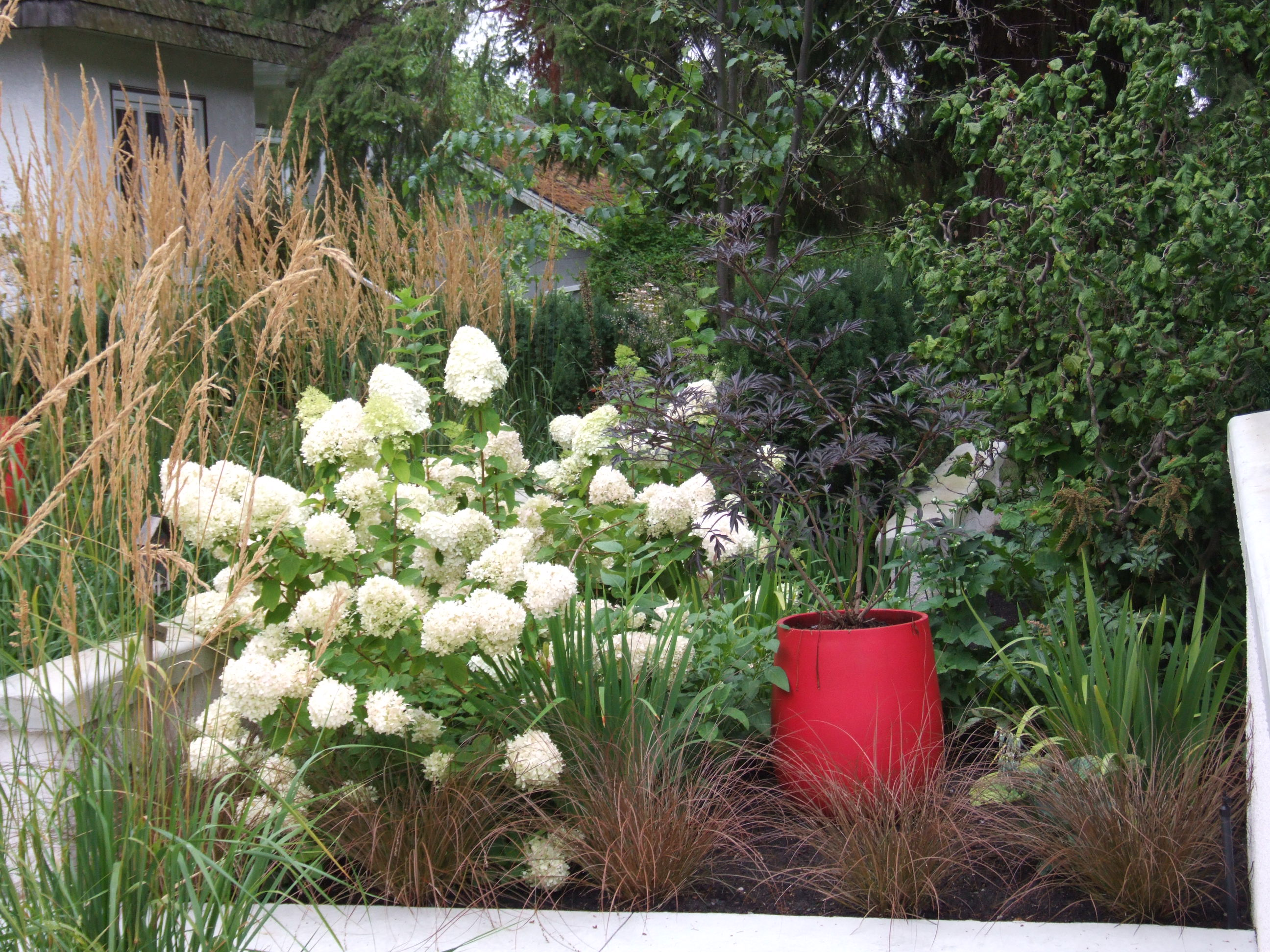 planting and feature pot