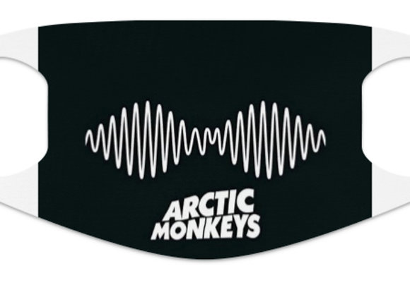 Arctic Monkeys Face Mask