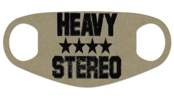 Heavy Stereo Face Mask