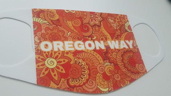 Oregon Way Face Mask