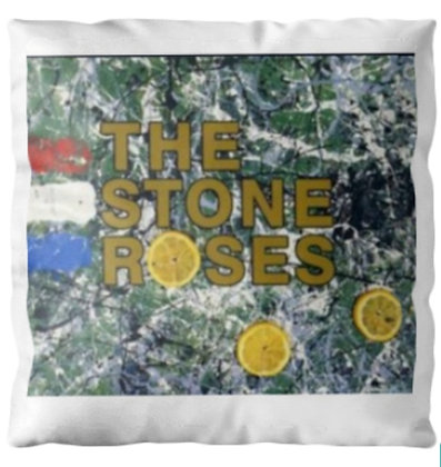Stone Roses Cushion