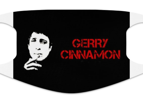 Gerry Cinnamon Face Mask