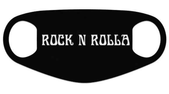 Rock n Rolla Face Mask