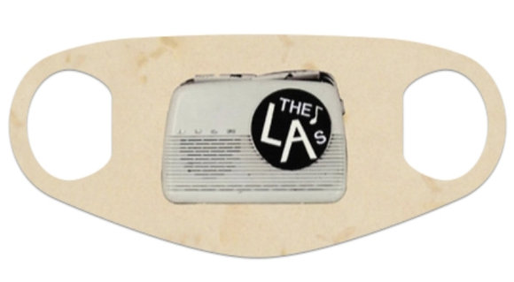 The La's Radio Face Mask