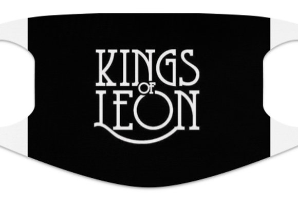 Kings of Leon Face Mask